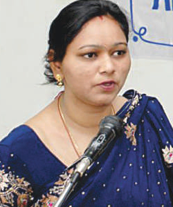 Ms. Marinal Gupta