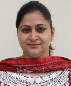 Ms. Sarita Arora