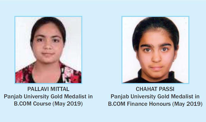 Gold Medalists SACCM